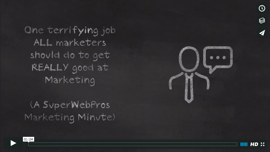 One Job Marketers Can Do to Become Better Marketers
