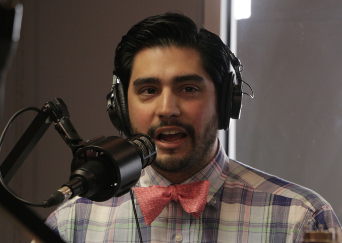 Jesse Flores, founder of SuperWebPros, on the Michigan Business Network