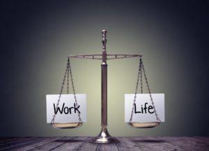 Work life balance scales